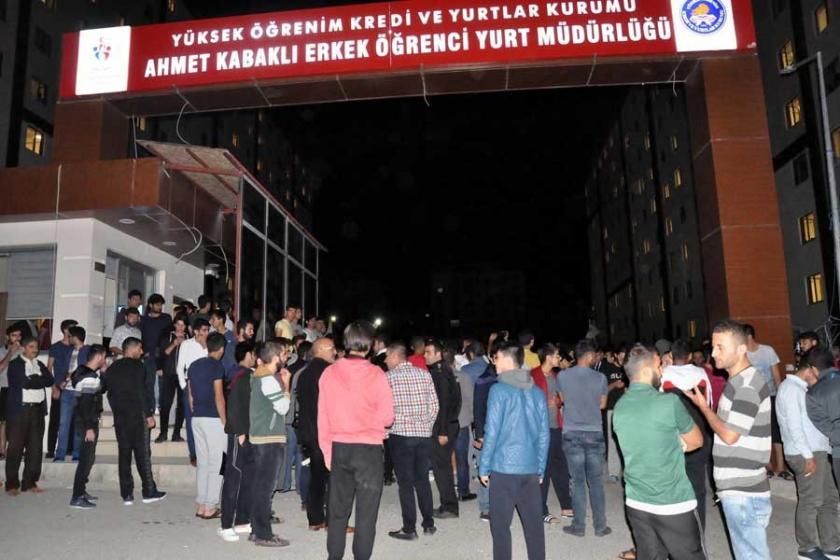 Elazığ'da isyan eden yurt öğrencileri sorunlarını anlattı