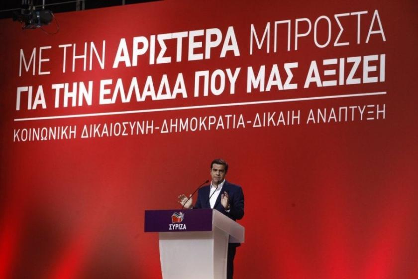 SYRIZA kongresinde vaatler var somut planlar yok