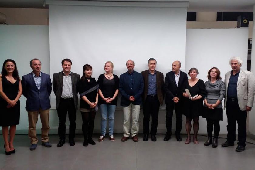 Mimarlık ve kent filmleri festivali ödül töreni yapıldı