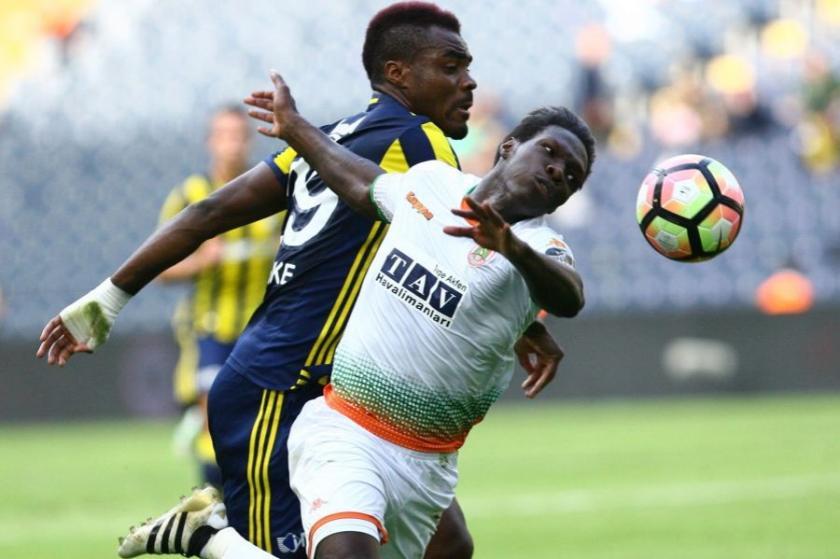 Alanyaspor, Fenerbahçe deplasmanından puan çıkardı