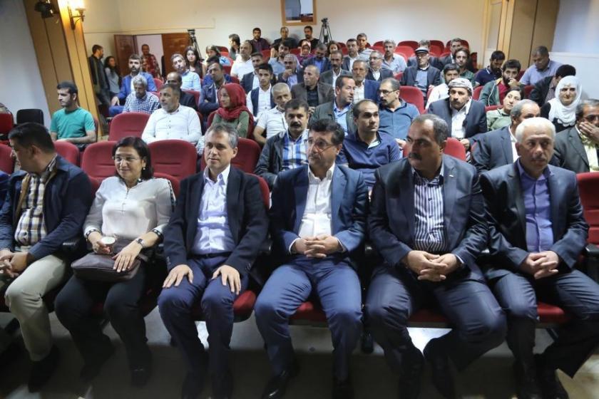 Diyarbakır'da 1'inci  Ekonomi Konferansı yapıldı