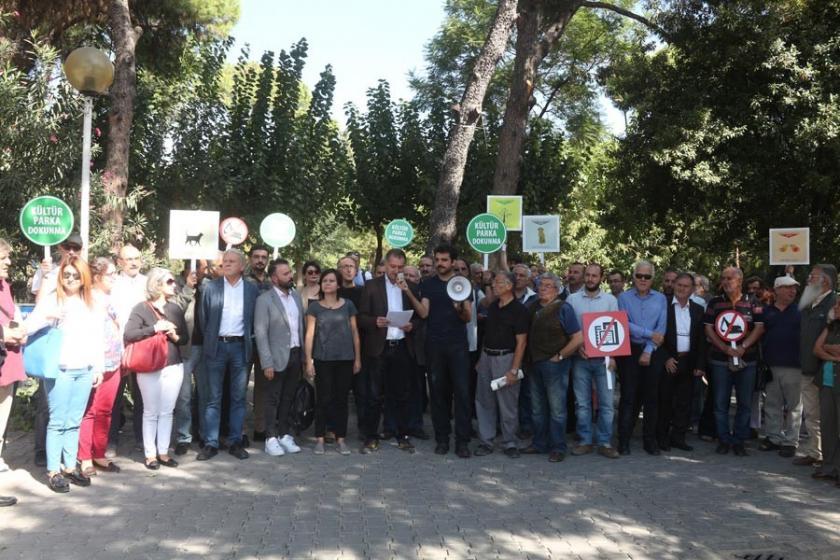 'Kültürpark ve kent yönetimi için endişe içindeyiz'