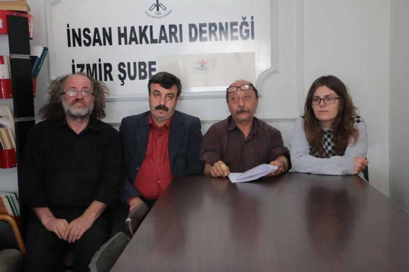 İHD Ege Bölgesi Eylül ayı hak ihlalleri raporunu açıkladı