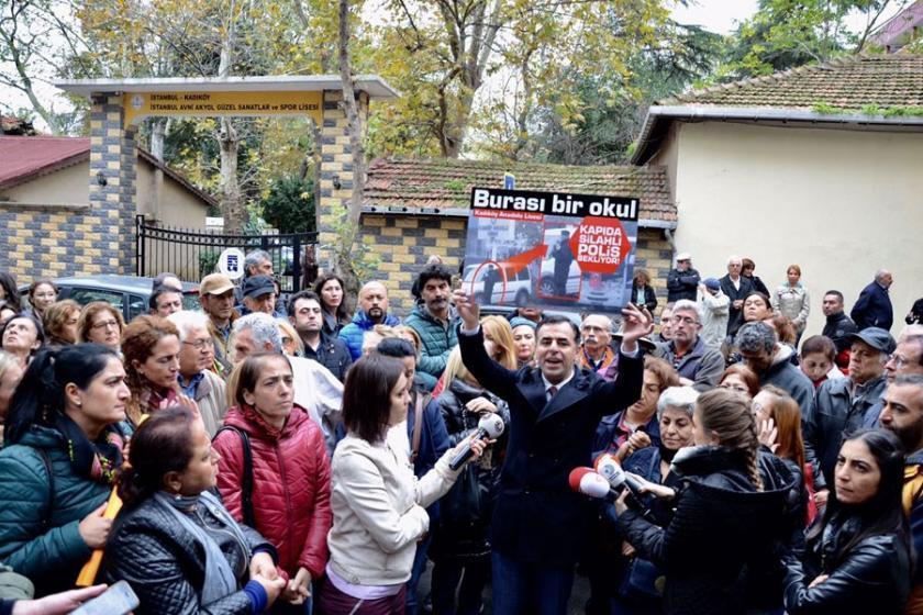 Proje okullarındaki öğretmenlere sürgün tebligatı