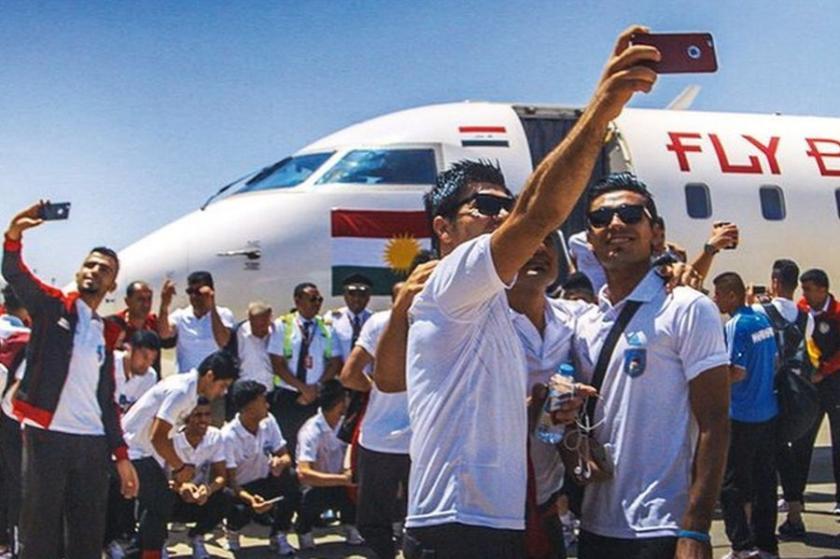 'Kürdistan'ın  Dünya Kupası asileri'