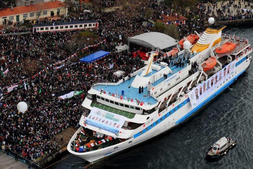 Mavi Marmara davası 2 Aralık'a ertelendi
