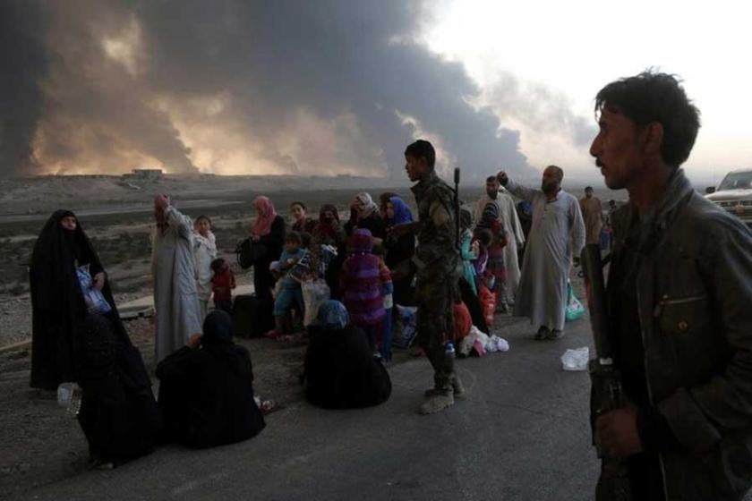 Musul'dan Suriye'ye göç başladı