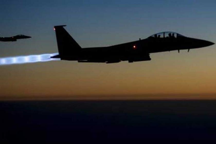 TSK uçakları YPG'yi vurdu