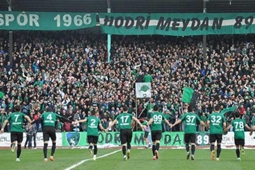 50 yıllık kulüp küme düşmenin eşiğinde: #KocaeliSporYaşasın
