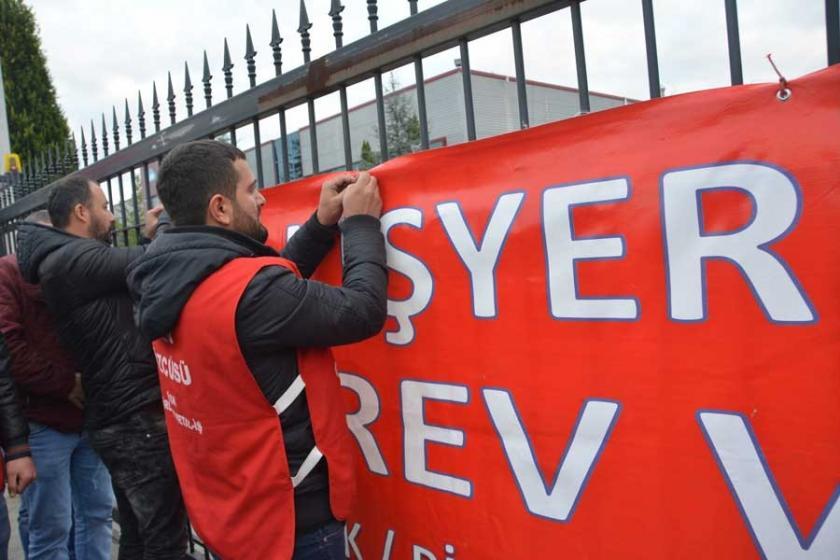 Cem Bialetti'de anlaşma sağlandı, grev sona erdi