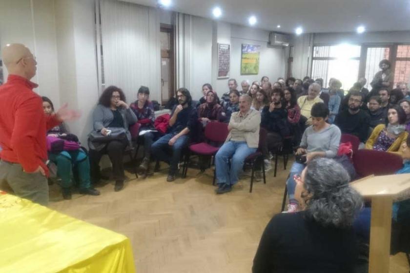 Barış ve Özgürlük Seminerlerinde 'Barış' konuşuldu