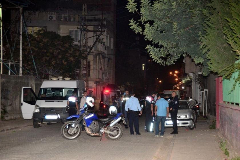 Adana'da Emniyet Müdürlüğü yakınındaki çöpte patlama