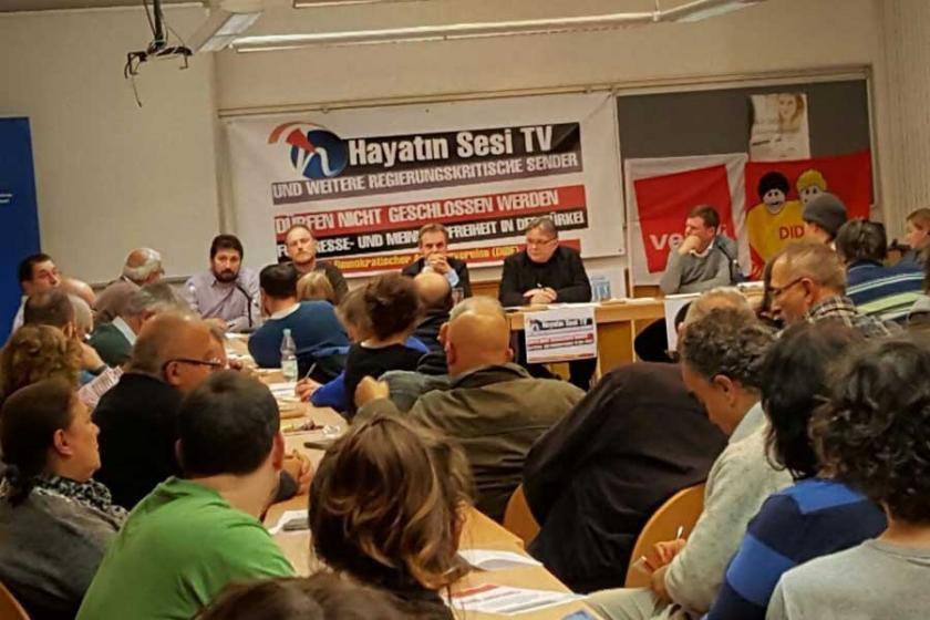 'Türkiye gazeteciler için en büyük hapishane'