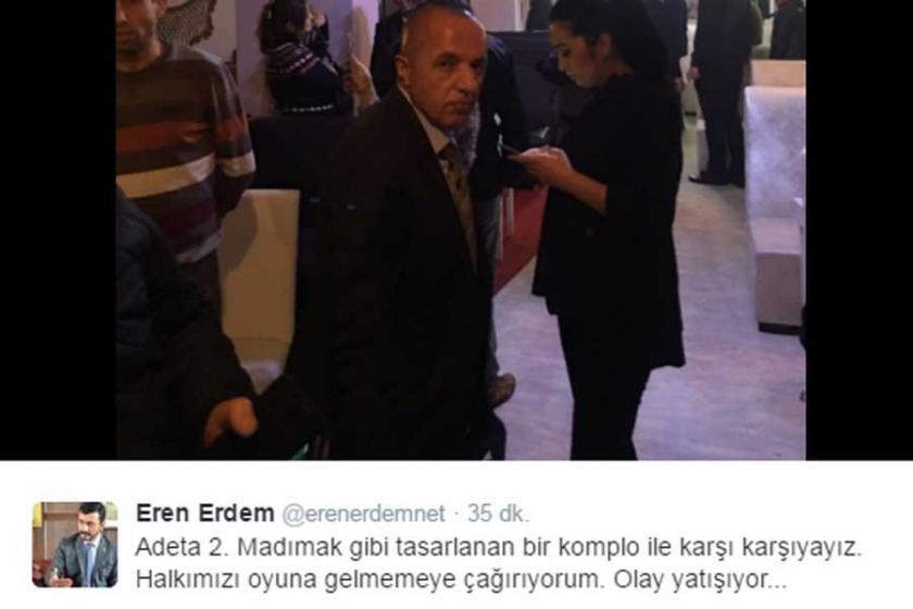 CHP Milletvekili Eren Erdem'in bulunduğu bina taşlandı