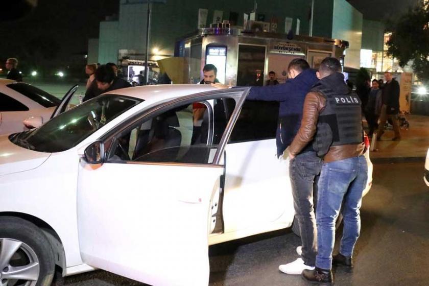 İstanbul'da 5 bin polisle asayiş uygulaması yapıldı