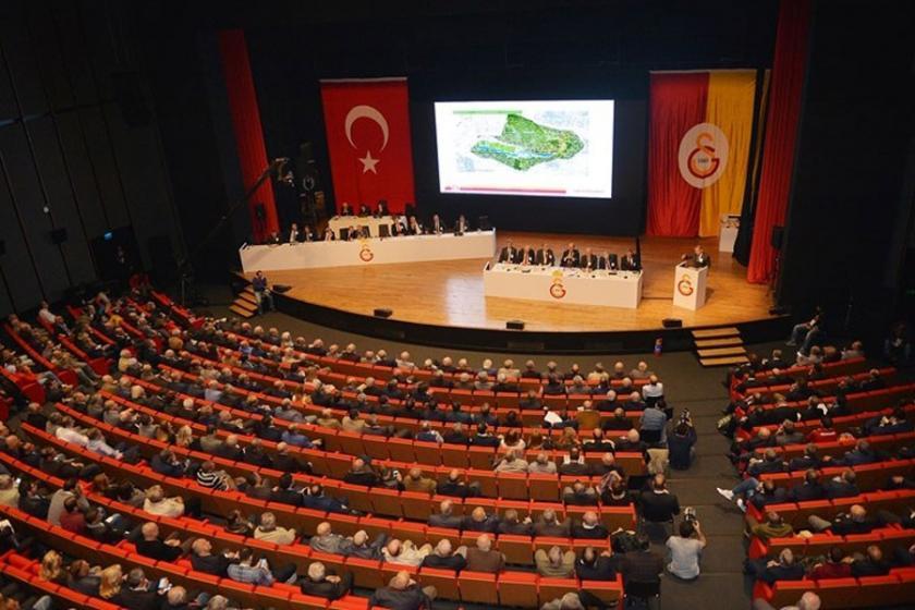 Galatasaray'da yönetim, Riva ve Florya için yetki aldı