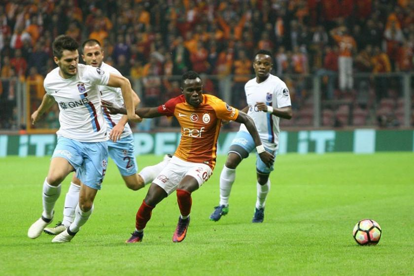 Trabzonspor, Galatasaray'ı deplasmanda 1-0 yendi