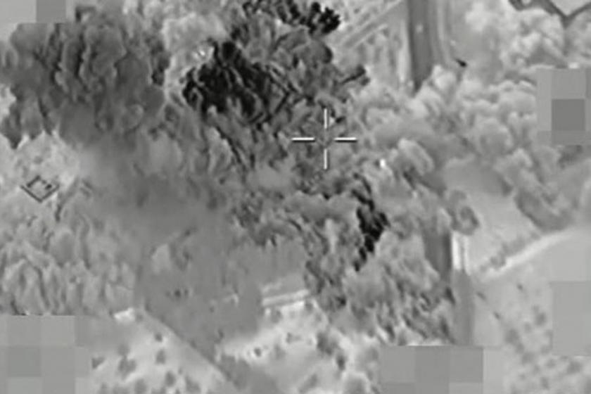 TSK'den 'IŞİD ve PYD hedefleri vuruldu' açıklaması