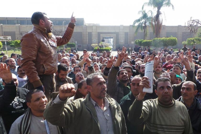 Mısır sendikalarının daralan bağımsızlığı
