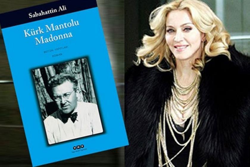 Madonna meselesi: Vurur ekrana iktidarın ifadesi