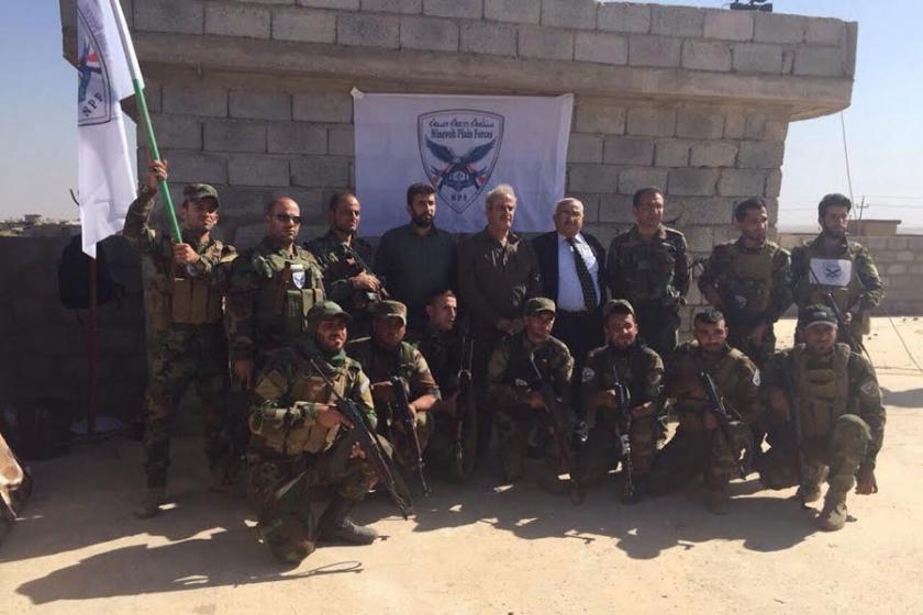 Musul operasyonuna Süryani birlikleri de katılıyor