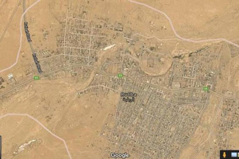 IŞİD'den Rutba'ya 3 koldan saldırı