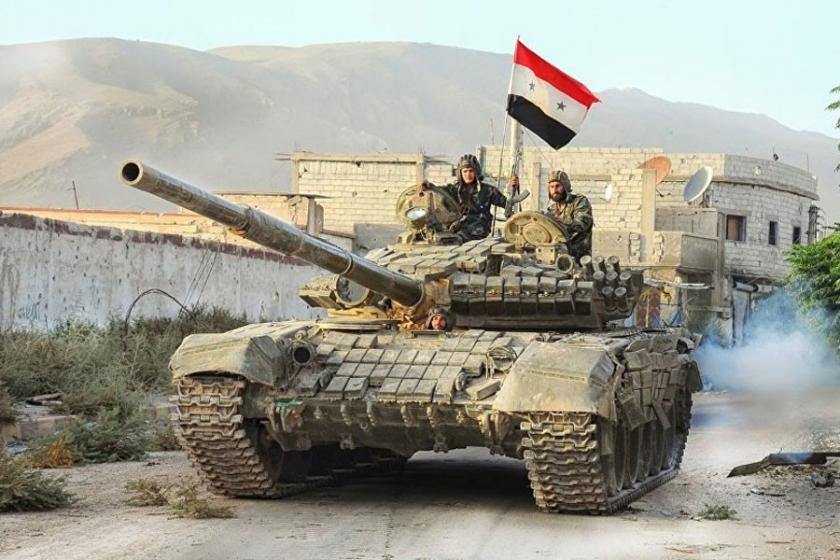 Suriye ordusu Halep'teki üssü geri aldı iddiası