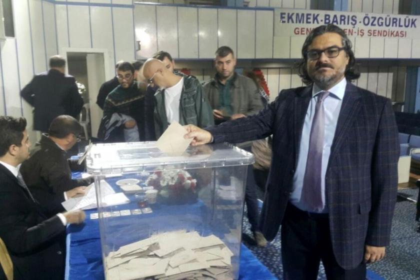 Zonguldak Barosu'nda Ertem 5. kez seçildi