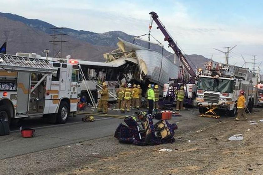 ABD'de korkunç kaza: 11 ölü