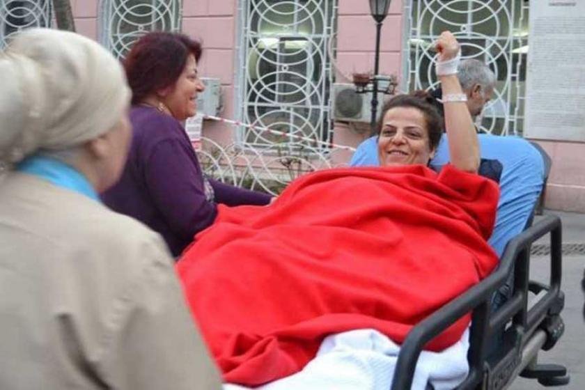 Sibel Çapraz yarın mahkemeye çıkarılıyor