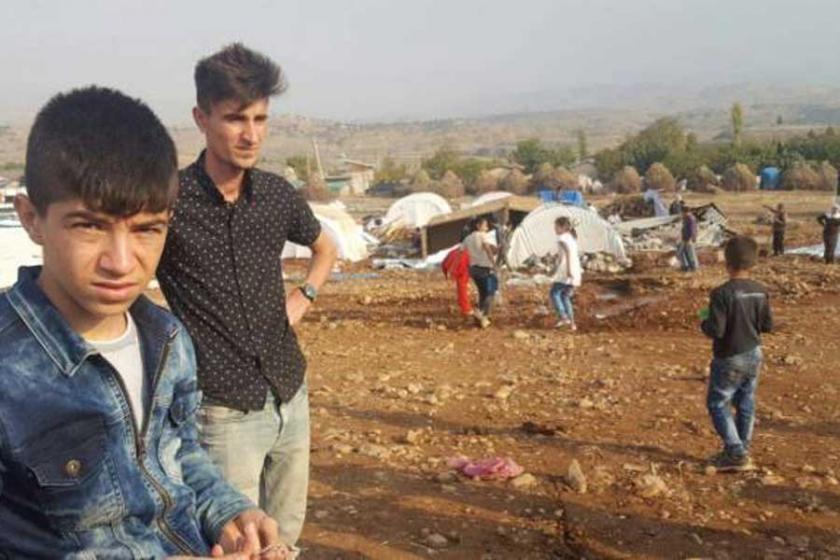 Çadırları yıkılan Şırnak halkı topraklarını terk etmeyecek