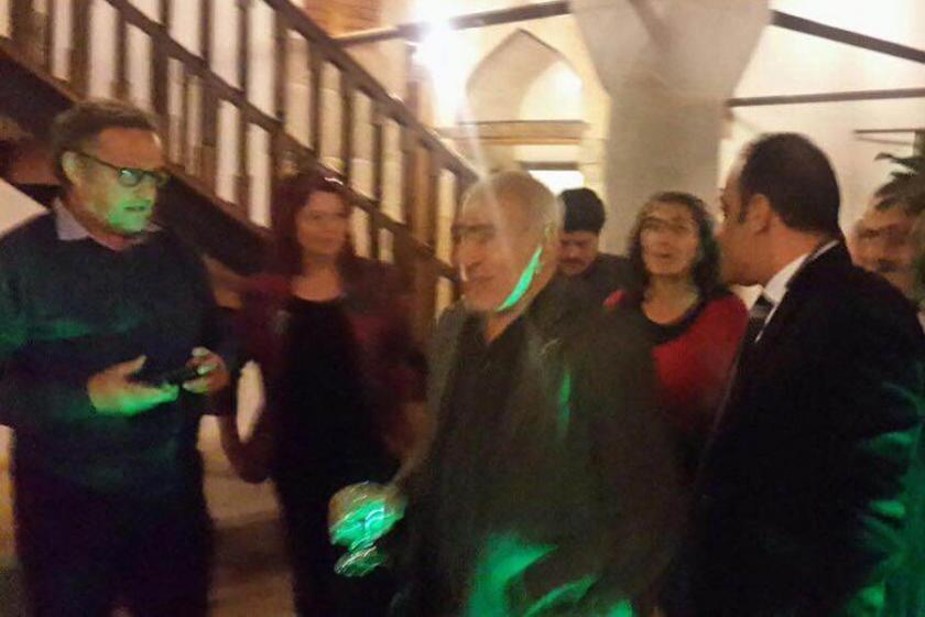 İlyas Salman, 'otelde alkol kullandı' diye gözaltına alındı