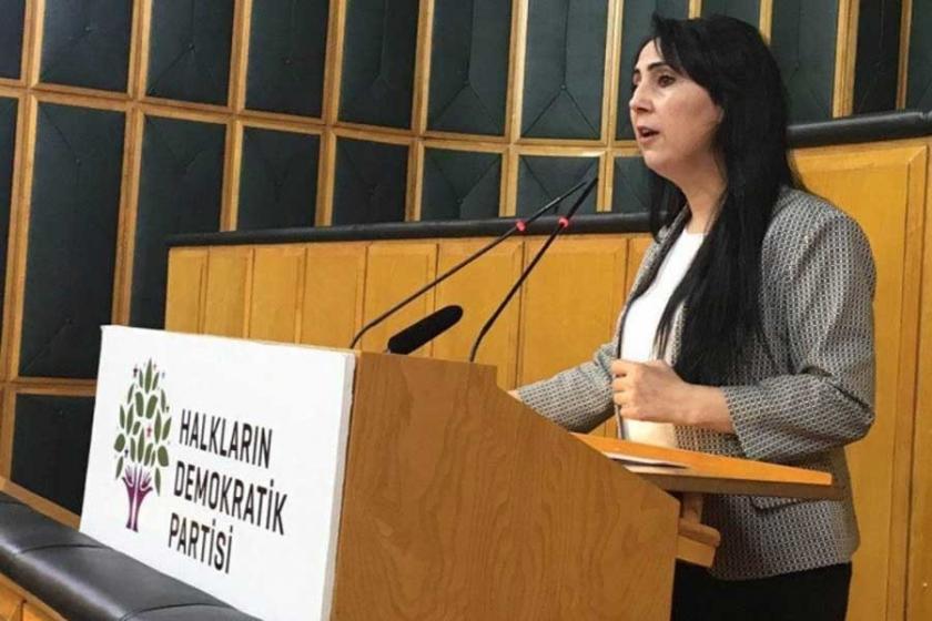 HDP: Eş başkanımıza yurt dışı yasağı kararı siyasidir