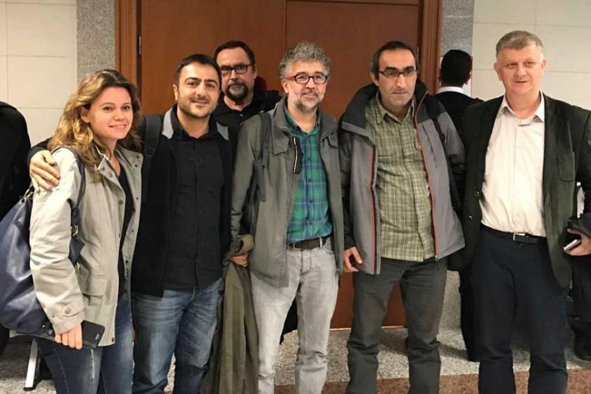 Gazeteciler Fatih Polat ve Vural Nasuhbeyoğlu beraat etti