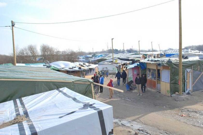 Calais'te yaşanan bir insanlık suçudur