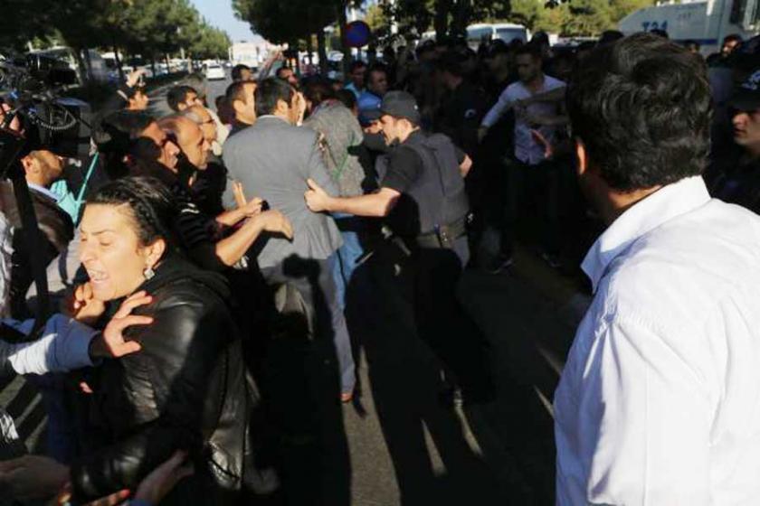 Ata ve Karatekin'le birlikte 26 kişi gözaltına alındı