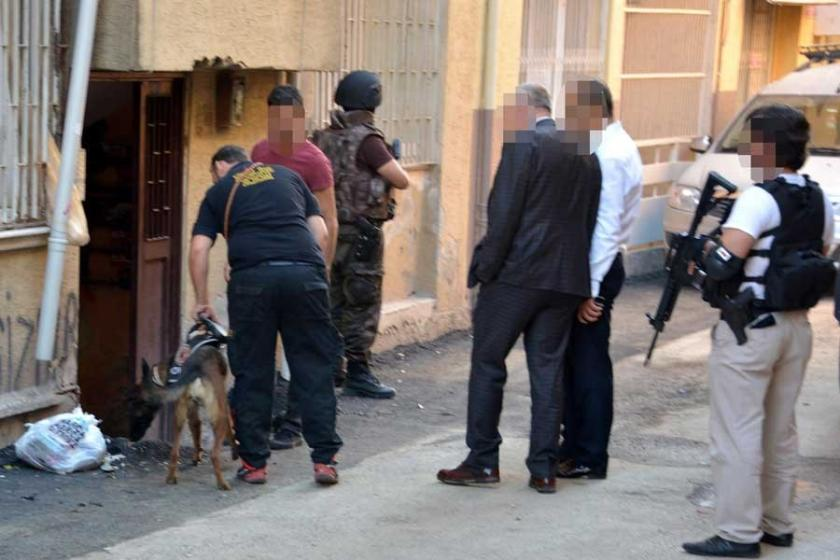 Adana'da canlı bomba operasyonu: 7 kişi gözaltına alındı