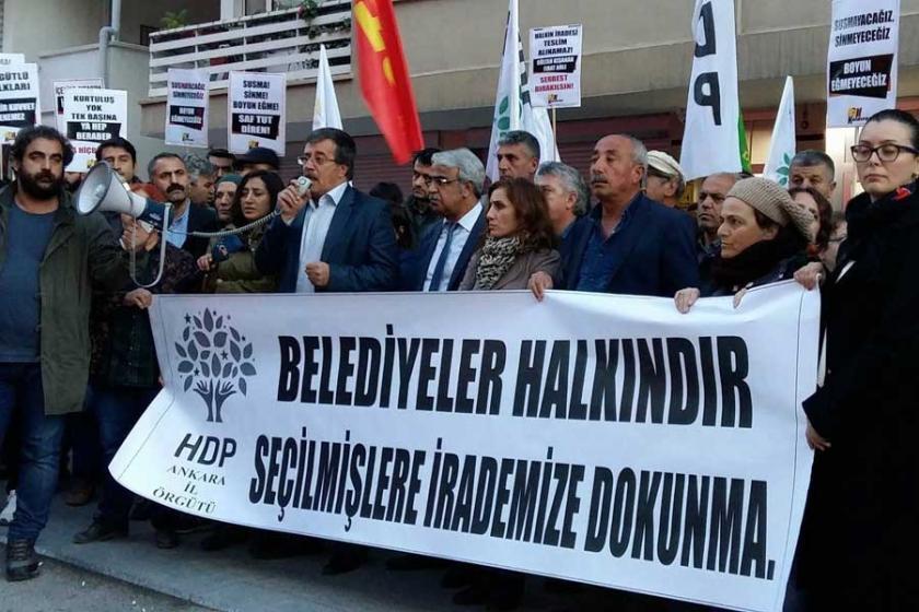 HDP: Demokrasi güçleri cesaretle birlikte yürümeli