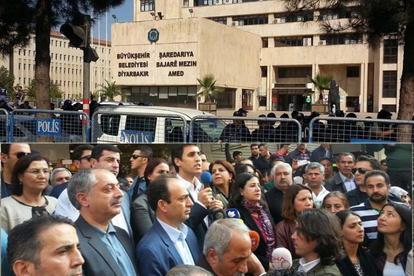 Demirtaş: Belediyeler iade edilene kadar direniş var