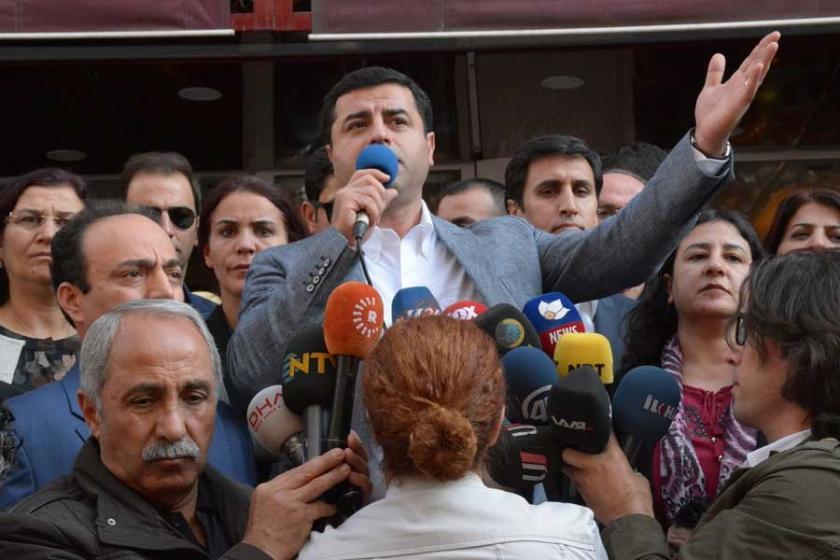 Mahkeme Demirtaş'ın savunmasını istedi