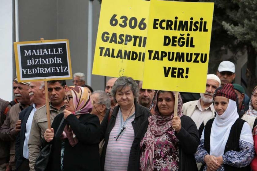 Karabağlar'da kentsel dönüşüme üçüncü itiraz
