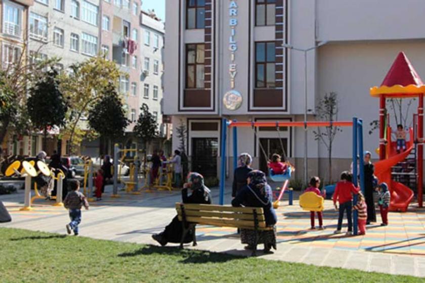 İcralık belediye çocuk parklarını satışa çıkardı!