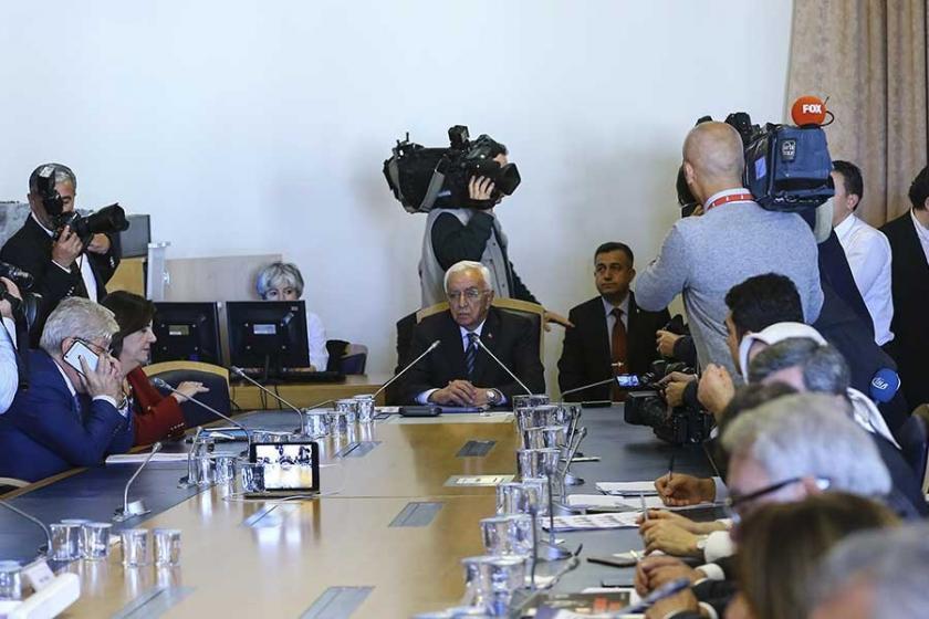 Darbe Komisyonu David Keynes ve İsmail Saymaz'ı dinleyecek