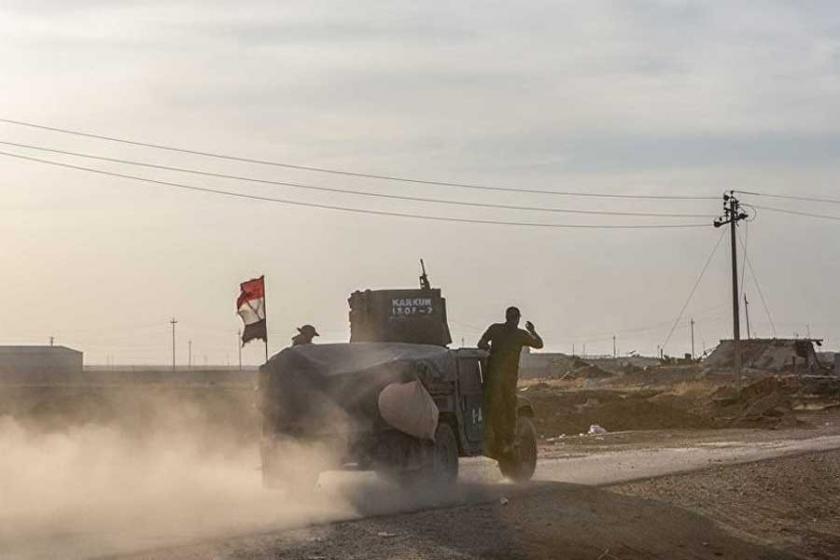 ABD öncülüğündeki koalisyon Iraklı askerleri vurdu