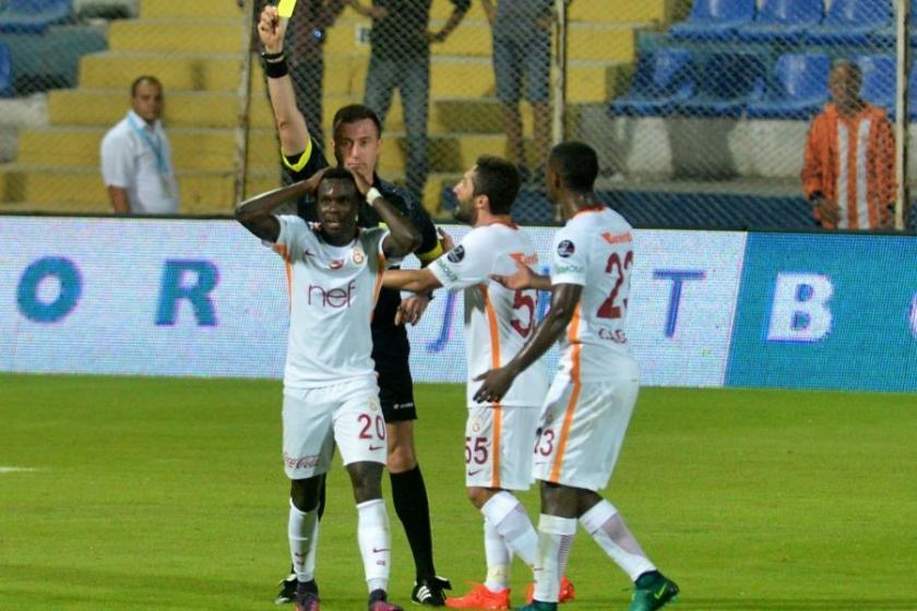Galatasaray, Adana'yı tek golle geçti