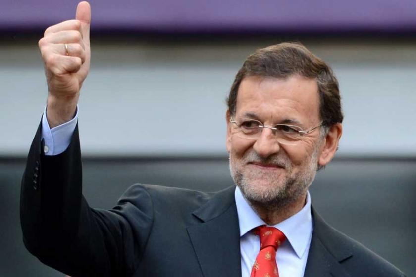 İspanya'da Mariano Rajoy yeniden başbakan
