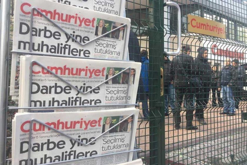 İsveç PEN'inden Türkiye'ye sert kınama