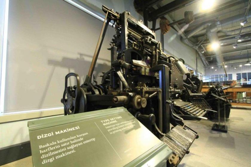 SEKA fabrikası artık kağıt müzesi