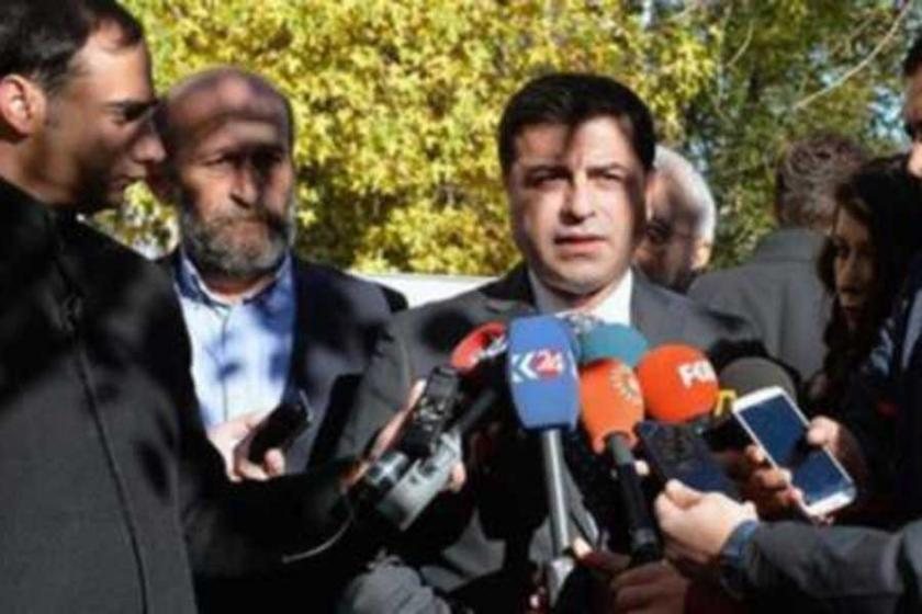 Demirtaş: Saray'dakine biat manşetleriyle çıksın istiyorlar