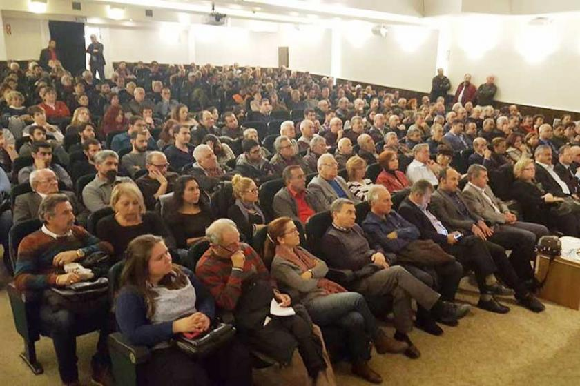 Eskişehir'de OHAL konuşuldu: Birlikte mücadele etmeliyiz